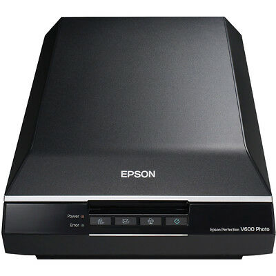 Epson Perfection V600 6400 x 9600 DPI Flatbed scanner A4