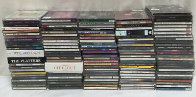 Job Lot 120+ CD Collection Albums Very Varied Selection Chart Rare Exc Con - 19
