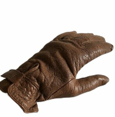 Adventure Bound Womens Leather Gloves Size Large Thinsulate Fleece Lining 5969