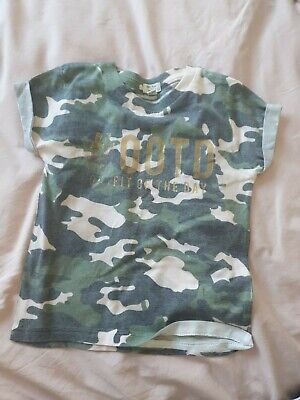 Girls River Island Tshirt Age 3 To 4 Years