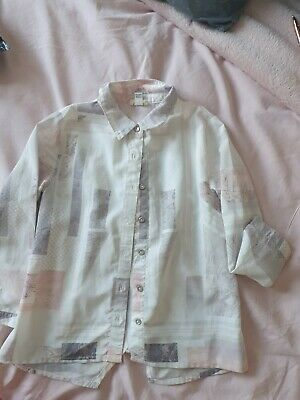 Girls River Island Blouse Age 3 To 4 Years
