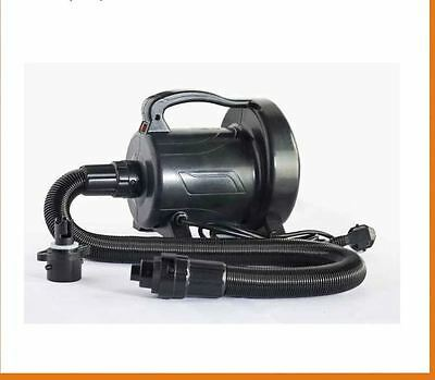 1200W Electric Air Pump air Blower For water roller zorbing Bubble Soccer bumper