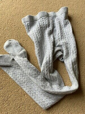 H&M Size 1-2 Years Girls Grey Tights