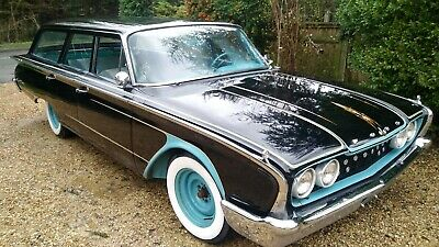 V8 1960 Ford (Country Squire) Ranch Wagon. May PX or swap.