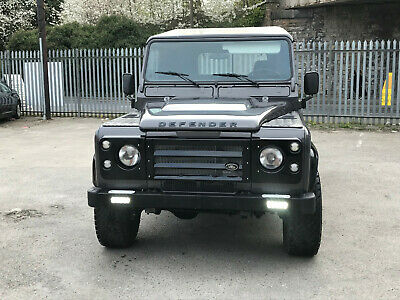 1988 Land Rover Defender County Station Wagon LANDROVER DEFENDER 110 DOUBLE CAB CREW CAB 2.5TDi LHD EXTENSIVE REBUILD