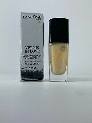 Lancome Vernis In Love Nail Polish 6ml *CHOOSE YOUR COLOUR*