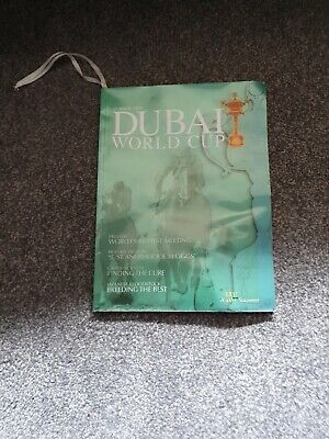 Dubai World Cup Programme