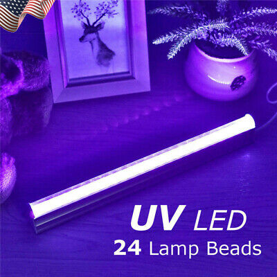 30cm Black Light UV 395nm 24LED Blacklight Stage Bar Party Club