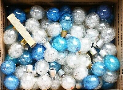 LOT OF 88 #5 and 5B FLASH BULBS BLUE AND CLEAR DAYLIGHT