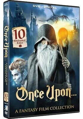 Once Upon... A Fantasy Film Collection DVD + Digital  2020 BRAND NEW FAST SHI...
