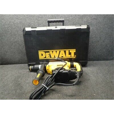 "Dewalt D25604K 1-3/4"" SDS Max Combination Hammer Drill in Case, No Box*"