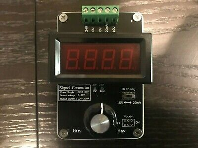 DROK Signal Generator, used once, excellent condition
