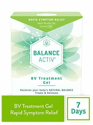 Balance Activ Gel | Bacterial Vaginosis Treatment for Woman | Works Naturally to