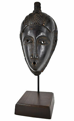 Baga Nimba Face Mask Custom Stand African Art