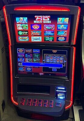 Williams Bluebird 3 Blade Nxt 3.2 Game Chest 14 Goldfish 3 Slot Machine Wms Bb3