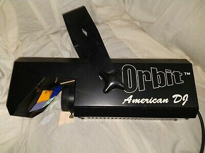 Vintage American DJ Orbit Effect Unit RARE!!