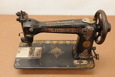 Singer Sewing Machine Head From 1879