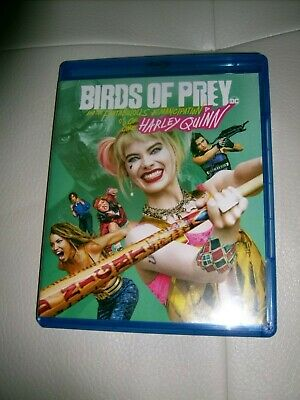 Birds of Prey (Blu-ray Combo Pack, 2020), Harley Quinn