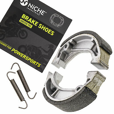 NICHE Brake Shoe Honda XR100R XR80R Elite 80 06430-GN1-731 Front Rear