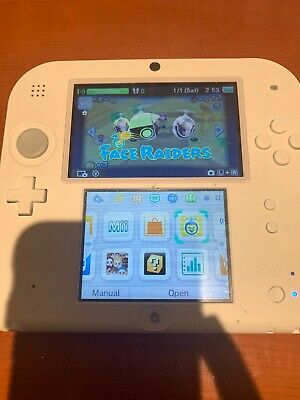 Nintendo 2DS With MARIO Game Built In Working / Very Good Condition