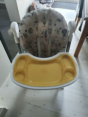 Baby highchair used Mamas & Papas