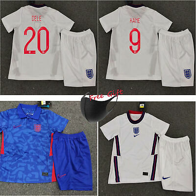 19-20 Soccer Football Club Home Away Kits Kids/Adults Jersey Strip Shorts Suits