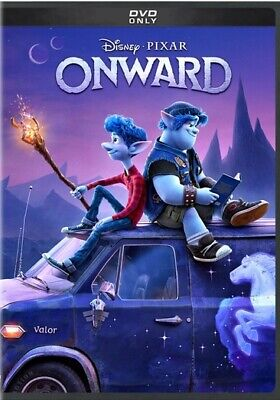 Onward (DVD,2020)