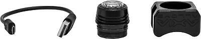 Axia Alloys MODDL-BK Rechargeable Led Dome Light - Black