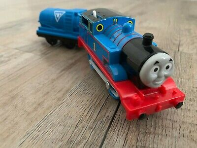 Mattel Trackmaster Thomas the Tank Engine + Carriage *Working