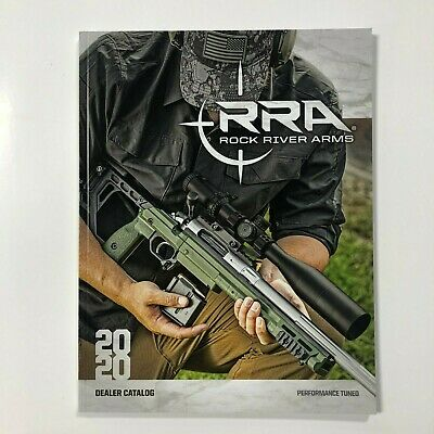 RRA Rock River Arms Inc 2020 Product Catalog From Shot Show 2020