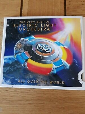 All Over The World: The Very Best Of - Electric Light Orchestra (2005) (CD)
