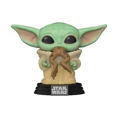 Star Wars Funko Pop - Mandalorian - The Child With Frog - Baby Yoda - Preorder