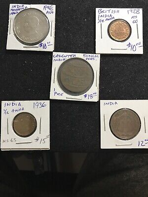 Five Better India Coins