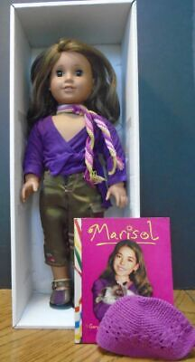 American Girl Doll Marisol Girl Of The Year Retired