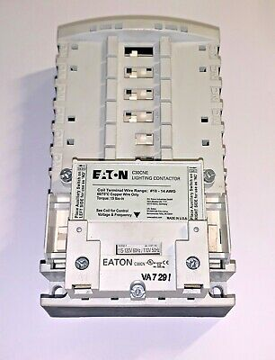 Eaton 115-120 V Electrically Held Lightning Contactor (#C30CNE)