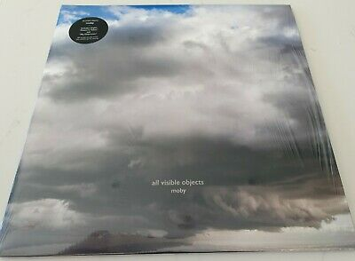 Moby-All Visible Objects VINYL NEW