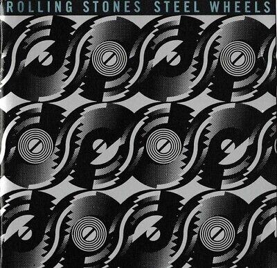 Rolling Stones - Steel Wheels - CD