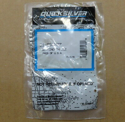 New Old Stock Genuine Mercury Mercruiser Bravo Bearing Thrust Assy 861787