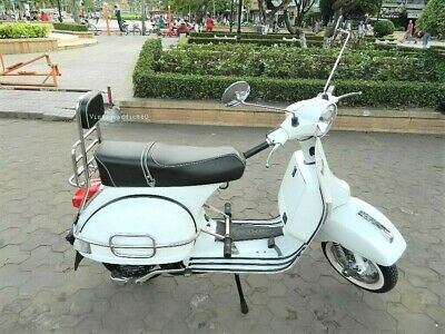 1982 Vespa P Series VLX150 Fully Restored FREE SHIPPING with BUY IT NOW.