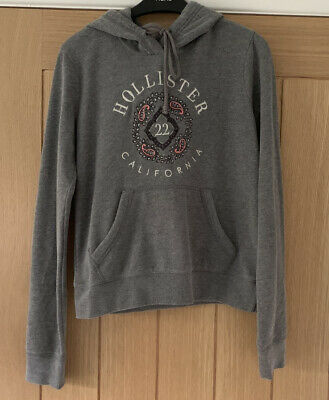Hollister Ladies/Girls Hoodie Sweatshirt, Size XS