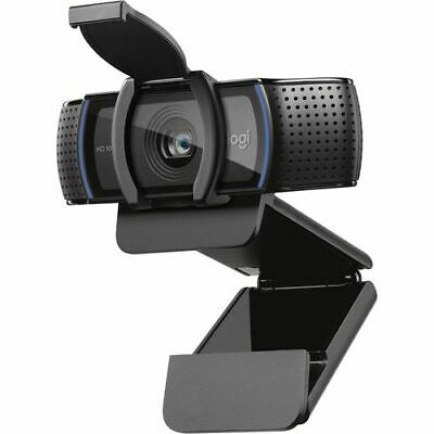 Logitech C920S Pro 1080p HD Webcam With Privacy Control *IN HAND*