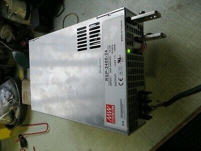 Mean Well RSP-2400-24 Power Supply - 24 V DC
