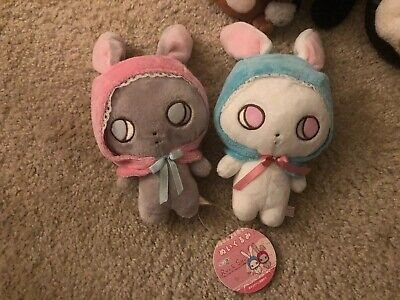 San-X Ruu & Suu Plush Set