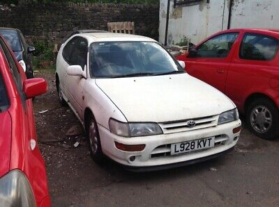 Toyota corolla 1.8 GXI, restoration project, needes TLC