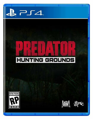 Predator Hunting Grounds (PS4 / PlayStation 4) BRAND NEW SEALED!