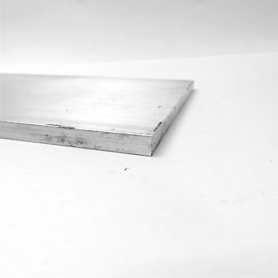 ".5"" x 12"" Aluminum Solid 6061 FLAT BAR 47.75"" Long new mill stock sku 105863"