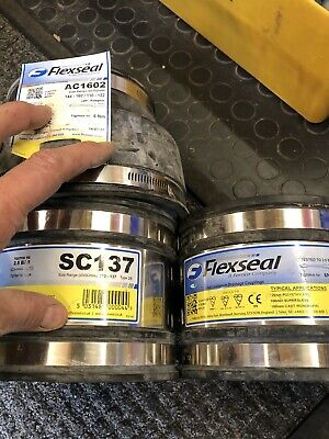 Flexiseal Ac1602/sc125 And Sc137