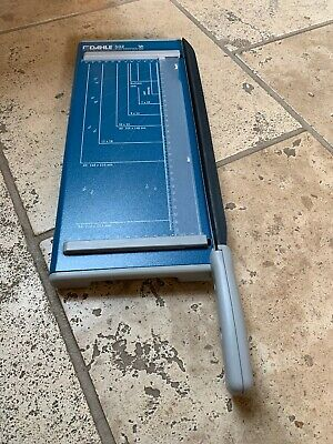Dahle 502 Guillotine And  Dahle  E-zee 3 In One Trimmer