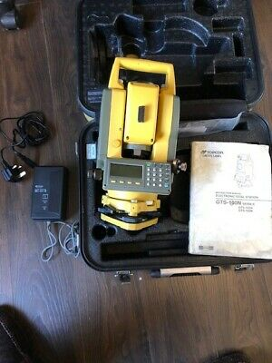 Topcon GTS 105N Total Station. Calibrated and in great condition.