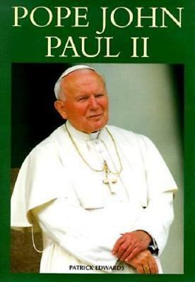 50% OFF! Pope John Paul II by Patrick Edwards